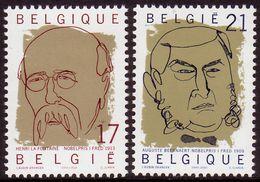 Belgique COB 2838 à 2839** (MNH) - Ongebruikt