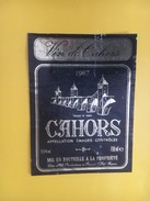 4858 - Cahors 1987 état Moyen - Cahors