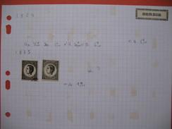 Serbie  Feuille De Timbre Pour étude  ;   Sheets Of Stamps Of  Serbia - Serbie