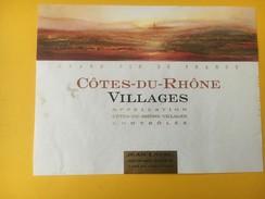 4870 - Côtes Du Rhône Villages Jean Lavau - Côtes Du Rhône