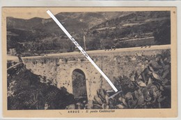 ARBUS -IL PONTE CADDASCIUS - Cagliari