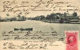 180817 - AMERIQUE ARGENTINE - Republica Argentina Tigre Prov Buenos Aires - Argentinien