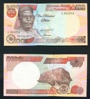 NIGERIA  -   2005 100 Naira  Zuma Rock  Unc. - Nigeria