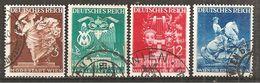 DR 1941 // Michel 768/771 O (3750) - Deutschland