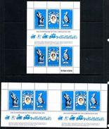 "Mauritius      ""Coronation""  4 Sheets   SC# 464   MNH - Mauritius (1968-...)"
