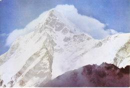 INDIA - COLOUR PICTURE POST CARD - GARHWAL MANDAL VIKAS NIGAM - DUNAGIRI, THE HOME OF SANJIVANI , RAMAYANA FAME - TRAVEL - India