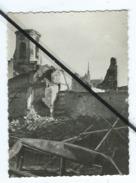 Petite Photo -   Amiens  -  Ruines , Cathédrale  ,  Beffroi - Amiens