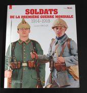 Soldat De La Première Guerre Mondiale - Laurent Mirouze - Histoire Et Collections - Divise