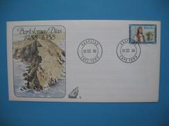 Afrique Du Sud     Bartolomeu Dias  1488 - 1988    Kaapstao Cape Town  30 III 88 - Afrique Du Sud (1961-...)