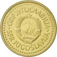 Yougoslavie, 2 Dinara, 1984, SUP, Nickel-brass, KM:87 - Yugoslavia