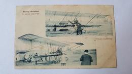 Nancy Aviation - Le Dernier Coup D'oeil - Avant Le Lachez Tout - Phototypie F. Gedovius - Avion - Aviateur - Nancy