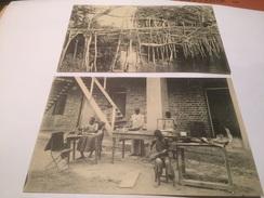 Boekje Met 12 Postkaarten Kangu Belgische Missiën Scheut  A7384 - Cartes Postales