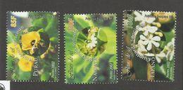POLYNESIE FRANCAISE - N°YT 677/79 NEUFS** LUXES SANS CHARNIERE - COTE YT : 10€ - 2002 - Polinesia Francese