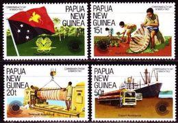 Papua New Guinea, 1983, SG 464 - 467, Set Of 4, MNH - Papouasie-Nouvelle-Guinée