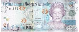 CAYMAN ISLANDS 1 DOLLAR 2010 PICK 38 UNC - Cayman Islands