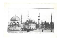 Chocolat Du Planteur - Cliché Verascope Richard - Turquie - Mosquée Du Sultan Ahmed - 2 - Pubblicitari