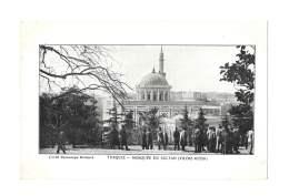 Chocolat Du Planteur - Cliché Verascope Richard - Turquie - Mosquée Du Sultan - 4 - Pubblicitari