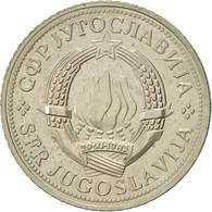 Yougoslavie, 2 Dinara, 1980, SUP, Copper-Nickel-Zinc, KM:57 - Yugoslavia