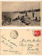 CPA GIOIA TAURO Spiaggia . ITALY (507846) - Italia