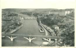 HUY - Panorma Vu De St-Léonard - Hoei