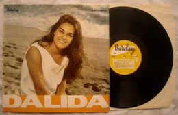 DALIDA - OMONIMO - SAME - ANNO 1960 - BARCLAY LPJ 5018 - Other - Italian Music