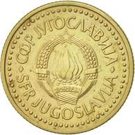 Yougoslavie, 2 Dinara, 1983, SUP, Nickel-brass, KM:87 - Joegoslavië