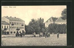 AK Lowicz, Stary Rynek - Pologne