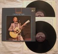 DAVID BOWIE - IMAGES - Stampa UK - 2 LP - MINT - Rock