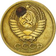 Russie, Kopek, 1972, Saint-Petersburg, TTB+, Laiton, KM:126a - Russia