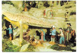13 - AUBAGNE EN PROVENCE - Crèche De Noël - La Pastorale Racontée Par Les Santons La Nativité - Ed. Tardy N° 312 - Aubagne