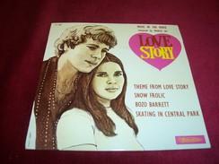 BANDE DE FILM LOVE STORY - Soundtracks, Film Music