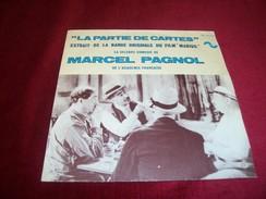 BANDE DE FILM   MARIUS DE MARCEL PAGNOL LA PARTIE DE CARTES - Soundtracks, Film Music