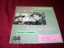 BANDE DE FILM  LE SHERIF  LES AMES FIERES  CHANTE PAR JOHN WILLIAM - Soundtracks, Film Music
