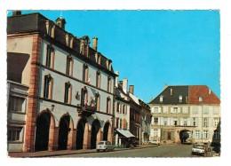 17615  CPM  SENONES  : L'Hôtel De Ville , Carte Photo 1967 !  ACHAT DIRECT !! - Senones