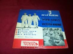 BANDE DE FILM  3 DE LA MARINE  HENRI GENES ET VICTORIA MARINO - Soundtracks, Film Music