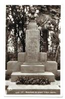 17644    CPA  ALBI  : Monument Du Grand Tribun Jaurès  , Jolie Carte Photo ! ACHAT DIRECT !! - Albi