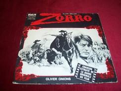 BANDE DE FILM  ALAIN DANS ZORRO   OLIVER ONIONS - Soundtracks, Film Music