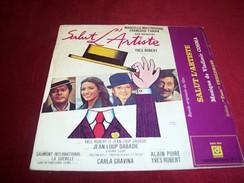 BANDE DE FILM  SALUT L'ARTISTE   MUSIQUE DE VLADIMIR COSMA - Soundtracks, Film Music