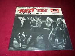 BANDE DE FILM  TWIST  AROUND THE CLOCK  CLAY COLE - Soundtracks, Film Music