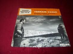 BANDE DE FILM  TERRAIN VAGUE DE MARCEL CARNE   MUSIQUE  FRANCIS LEMARQUE ET MICHEL LEGRAND - Soundtracks, Film Music