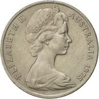 Australie, Elizabeth II, 20 Cents, 1975, TTB+, Copper-nickel, KM:66 - Monnaie Décimale (1966-...)