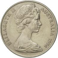 Australie, Elizabeth II, 20 Cents, 1974, TTB+, Copper-nickel, KM:66 - Monnaie Décimale (1966-...)