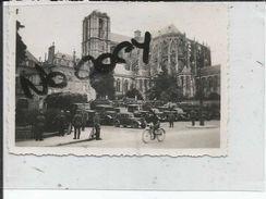 72 LE MANS    PHOTO ALLEMANDE 1940 - Le Mans
