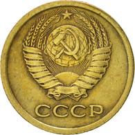 Russie, Kopek, 1967, Saint-Petersburg, TTB+, Laiton, KM:126a - Russia