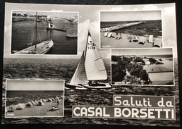 SALUTI DA CASAL BORSETTI  ( RAVENNA ) - Italia