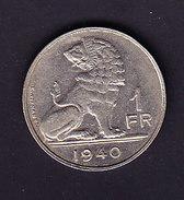 BELGIUM Cat Morin 460  QUASI UNC,  (B271) - 02. 10 Centimes