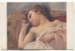 J. MANDL Painter - CENSORSHIP LAIBACH, 1916. WW1 K.u.K. Seal - Malerei & Gemälde