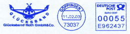 Freistempel 7313 Marienkäfer - Marcofilia - EMA ( Maquina De Huellas A Franquear)