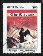 India 2006 The Tribune Newspaper 500p Used Stamp # AR:155 - India