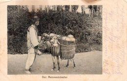 Der Melonenhändler - Transport De Melon Par Ane   (98773) - Unclassified